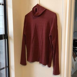Madewell turtle neck